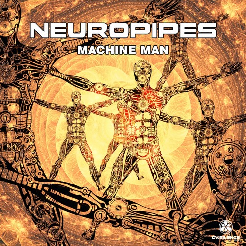 NEUROPIPES - MACHINE MAN EP (OSM017EP) OUT NOW!