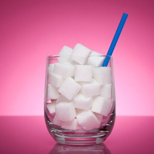 The largest source of added sugars in the American diet