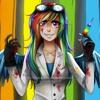 Rainbow Factory (Nightcore)- Wooden Toaster