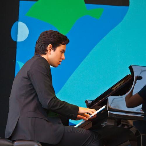 "Luca Mendoza ""Omnibus"" at the 59th Monterey Jazz Festival (2016)"