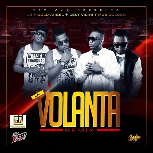JB & Gold Angel y Ceky Vicini & Musicologo-La Volanta Remix