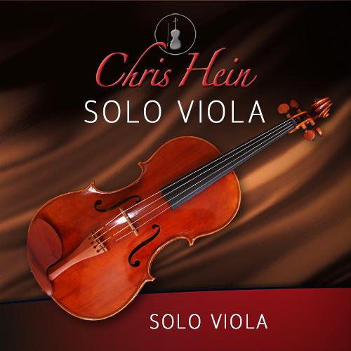 """Lucky Joe"" CH-Solo Viola"