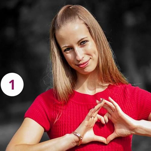 Pozitív Megerősítések Nőknek- 1 -A Szerelmes Nő