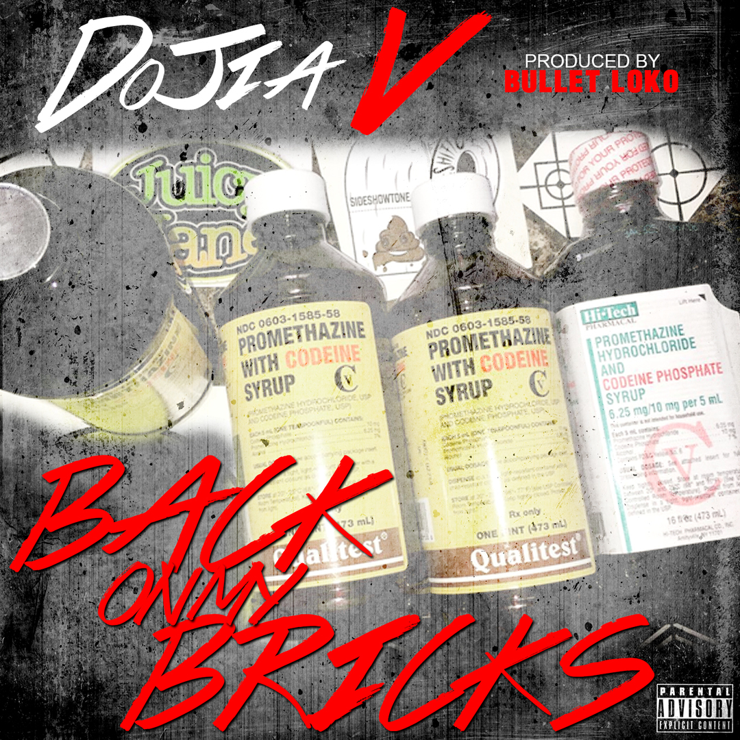 Dojia V - Back On My Bricks (Prod. Bullet Loko) [Thizzler.com Exclusive]