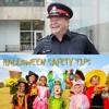 "Chat w Inspector Toronto Police Service Chris Boddy about ""Kids Halloween Safety""."