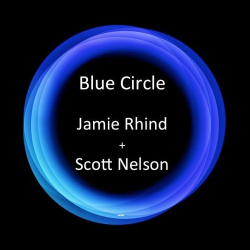 Thumbnail Blue Circle With Scott Nelson Guitar