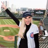Jenny McCarthy from Wrigley Field for 2016 World Series game 3