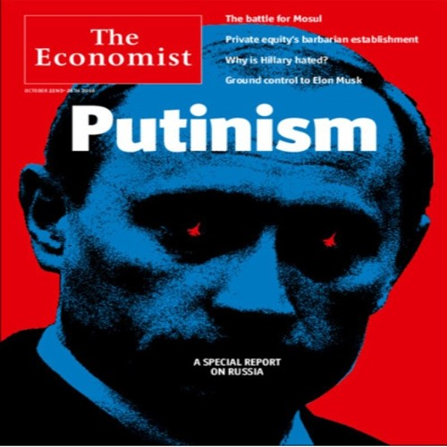 Putin and Xi in Western Propaganda - Why Does XJP Get Off So Lightly 161029