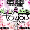 David Guetta And Cedric Gervais And Chris Willis Would I Lie To You Ardo Remix Mp3