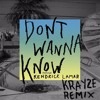 Maroon 5 - Don't Wanna Know (Krayze Remix) ft. Kendrick Lamar