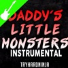 FNAF Sister Location Song- Daddy's Little Monsters ft Jordan Lacore (Instrumental)