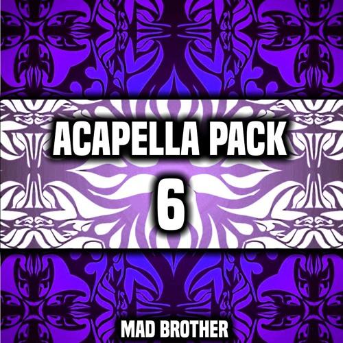 Acapella Pack VOL 6 [Latest Acapellas] [FREE DOWNLOAD