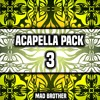 Acapella Pack VOL.3 (10)[Famous Songs Edition] [FREE DOWNLOAD] [CHECK OUT MY OTHER PACKS]