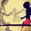 bugs bunny & mickey mouse's crazy drug