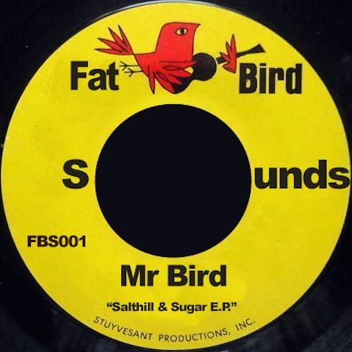 Mr Bird - Salthill & Sugar