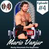 The Titus Machiavelli Show - TMS Ep. 4 - Wrestling Superstar Mario Vanjur (part 2)