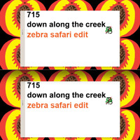 Bon Iver - 715 - CR∑∑KS (Zebra Safari Edit)