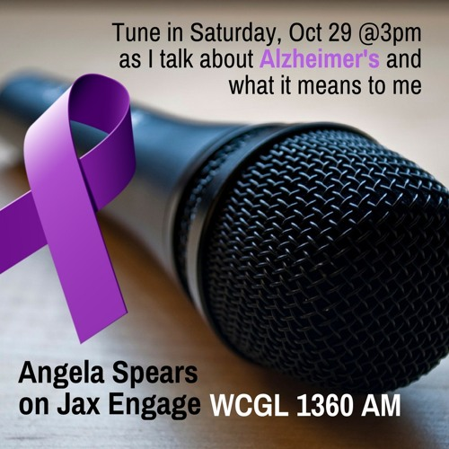2016 END ALZ interview with Angela Spears (JAX Engage)