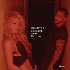 Maluma Ft. Shakira  - Chantaje Remix - 2016 [Dj Eduard Mantilla] Edit.