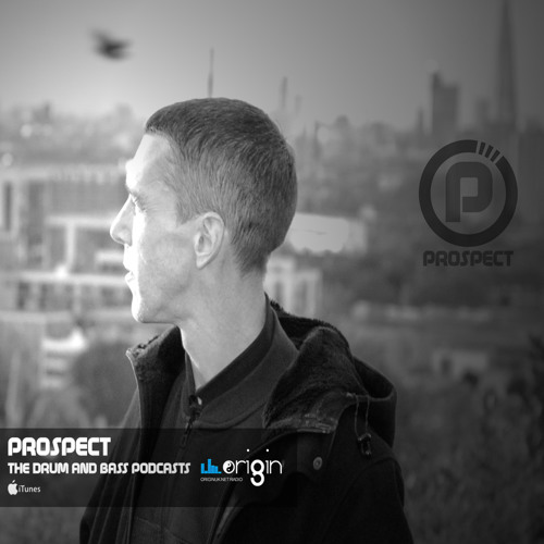 DJ PROSPECT - THE DRUM AND BASS PODCASTS - LIVE ON ORIGINUK.NET 8-10PM GMT - 29-10-2016