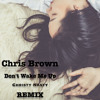 Chris Brown - Don't wake me UP (Christy Nasty REMIX)