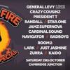 Crazy Cousinz LIVE SET // CATCH A FIRE HALLOWEEN SPECIAL, CAMBRIDGE JUNCTION // 29TH OCTOBER 2016