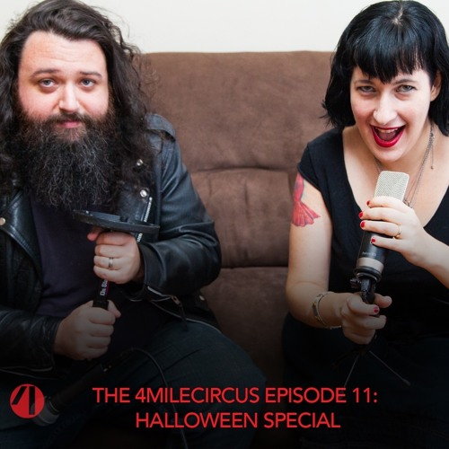 Episode 11 The Halloween Special