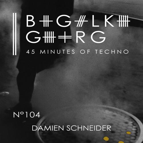 45 Minutes of Techno by Damien Schneider