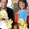 Interview des voix françaises de Marge et Homer Simpsons