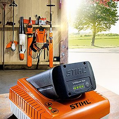 The Cutting Edge - STIHL Battery Equipment Interview