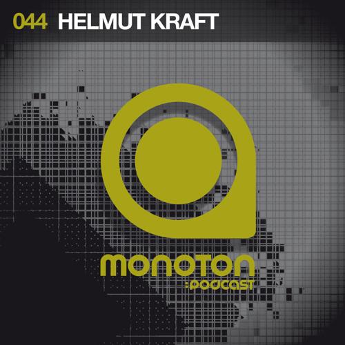 MNTNPC044 - MONOTON:audio pres. Helmut Kraft