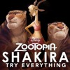 RELEAK: Shakira - Try Everything (Official Instrumental)+ DL