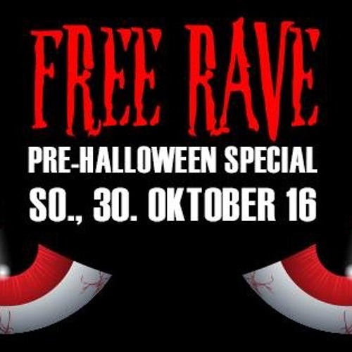 RICO S // FREE RAVE PRE-HALLOWEEN SPECIAL//@ZOLLAMT STUTTGART