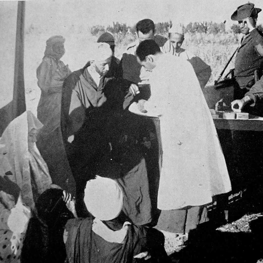 Decolonization, Health Care, and Humanitarianism in Algeria   Jennifer Johnson