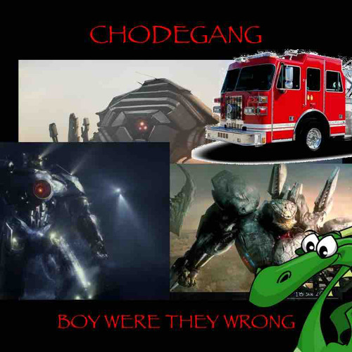 CHODEGANG - BOY WERE THEY WRONG [FREE DOWNLOAD]