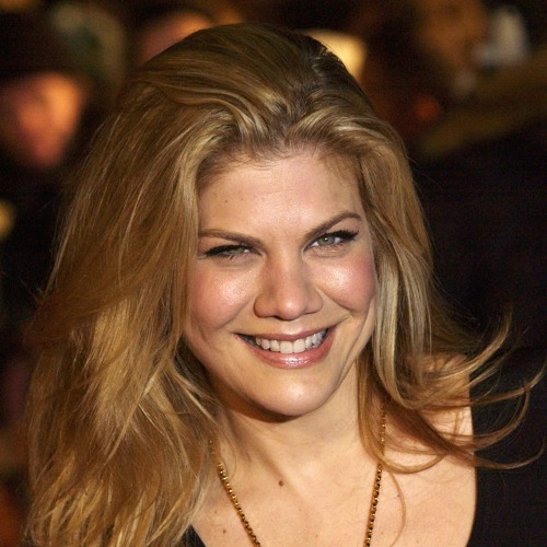 "Kristen Johnston from ""Scarcity"""