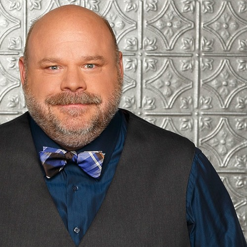 "Kevin Chamberlin from ""The Ritz"""