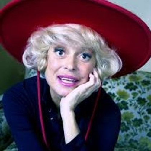 """Carol Channing from """"Hello, Dolly!"""""""