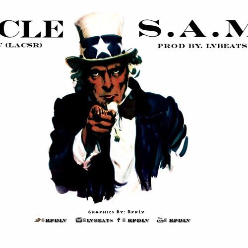 """RpdLv (LacSr.)"""" Uncle Sam """" - [Prod By. LVBEATS]"""