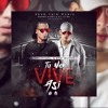 Arcangel X Bad Bunny - Tu No Vive Asi. Audio Oficial. FJMusic Group Portada del disco