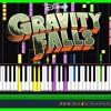 [Black Midi} Gravity Falls Theme