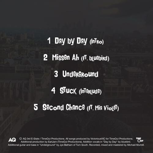 AQ &  VictoriousVIC - Second Chance EP