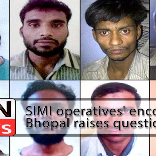 SIMI operatives' encounter in Bhopal raises questions #AnweshanamEnglishNewsUpdates