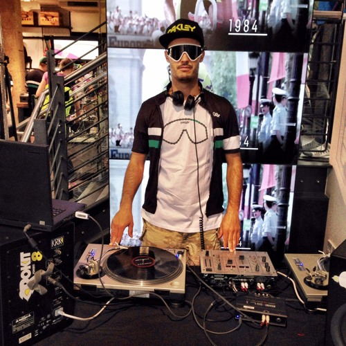 Old School Beats @ Oakley for Scratch Events