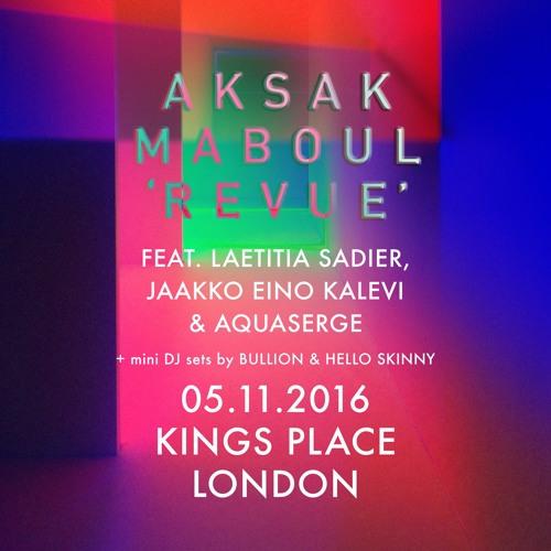 Aksak Maboul 'Revue' Mixtape by Jaakko Eino Kalevi