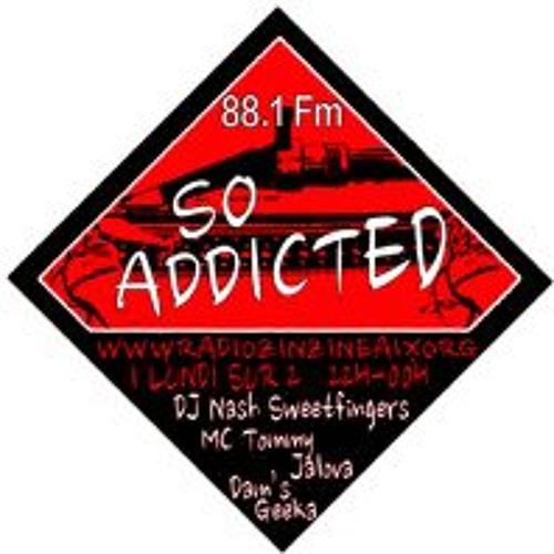 31.10.2016 - So Addicted show on Radio Zinzine 88.1 - Reggiani live Mix