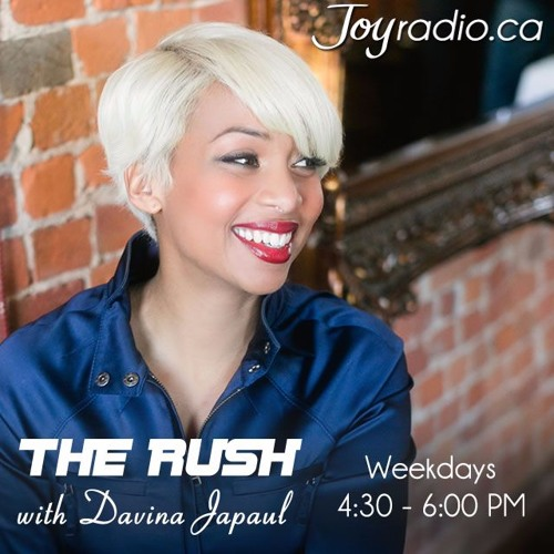 The Rush - interview with Moira Brown
