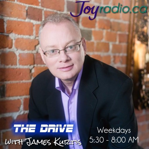 The Drive: Moira Brown in studio with James