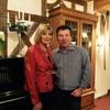 Cindy Berger (Cindy und Bert) bei Gerys gut gelaunten Gästen