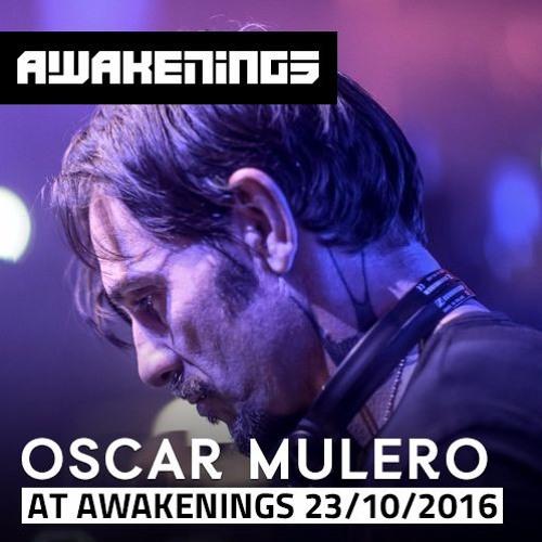 Oscar Mulero @ Awakenings ADE Closing party (23-10-2016)
